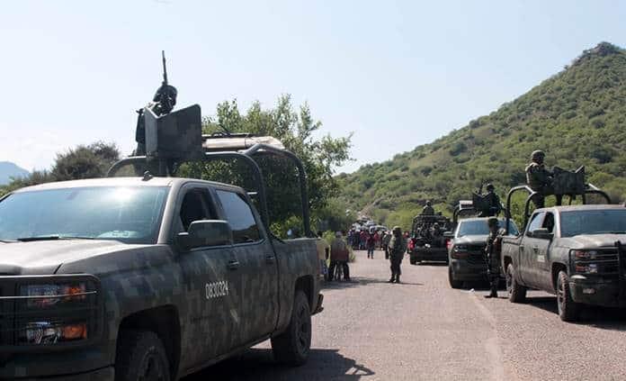 Con drones, cártel ataca de nuevo comunidades de Tepalcatepec, Michoacán