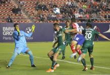 El ADSL visita a Potros de la UAEM en la Copa MX