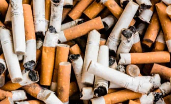 Combata o cigarro: apague esse hábito da sua vida.