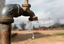 Desabasto de agua en partes altas de Xilitla