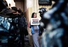 Otro integrante de Pussy Riot deja Rusia para evitar la persecución policial