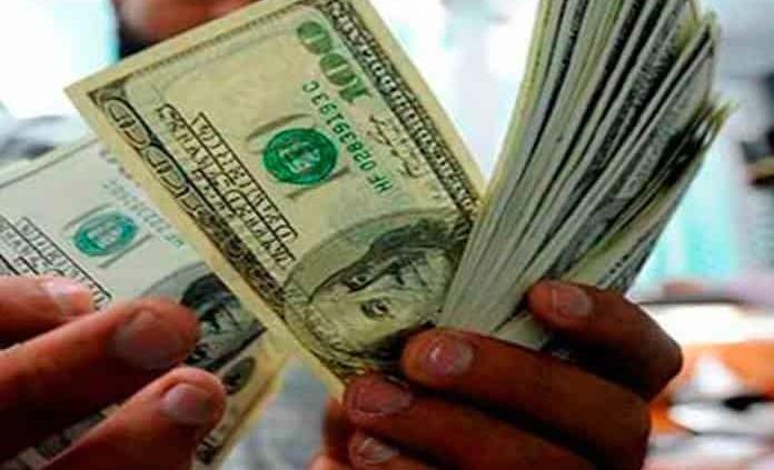 Dólar se vende por debajo de los 22 pesos