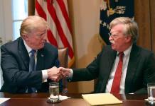 Gobierno de Trump abre investigación criminal por libro de su exasesor John Bolton