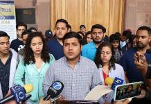 Tratos inadecuados en contra de alumnos no es algo nuevo en la UASLP: FUP