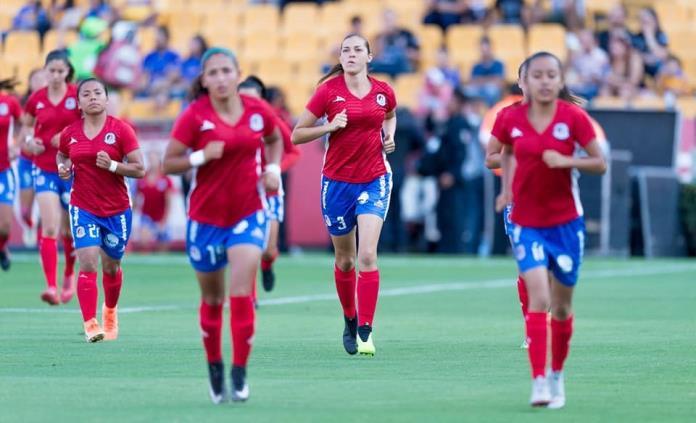 Tigres sigue invicto y golea a San Luis en Liga MX Femenil