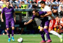 Juventus pasa trabajos en empate 1-1 con Fiorentina