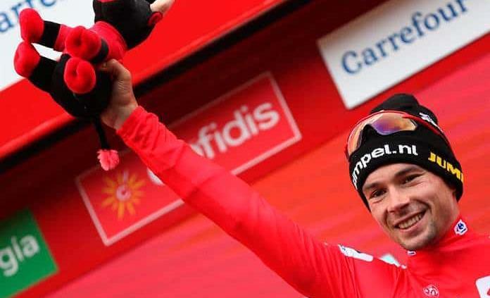 Pogacar gana la penúltima etapa y Roglic es virtual ganador de la Vuelta