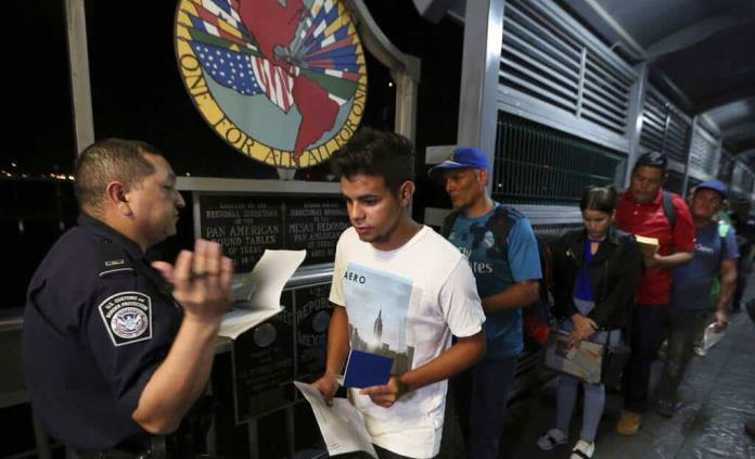 HRW denuncia que el programa Remain in Mexico somete a violencia a niños