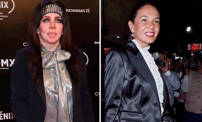 Yolanda Andrade le pidió disculpas a Verónica Castro: