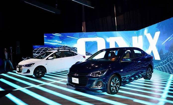 El nuevo Chevrolet Onix también se fabricará en México — Anticipo
