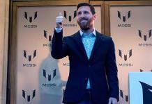 Leo Messi lanza colección de ropa