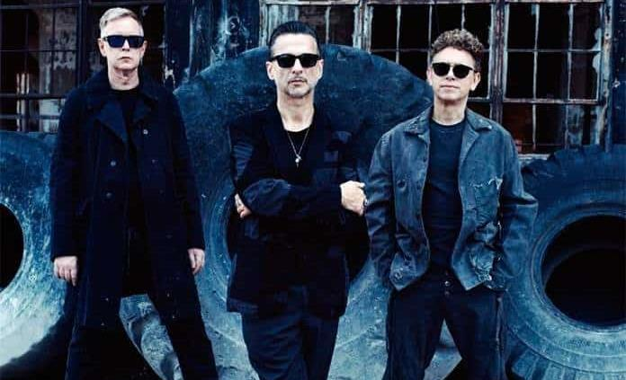 Depeche Mode revela fecha de lanzamiento de su documental