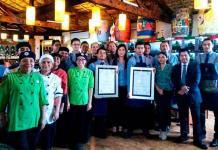 Restaurante Los Toneles sigue poniendo en alto a San Luis en el Mundo