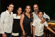 Tatina Puente Torres celebró ¡en grande! su cumpleaños