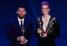 Los premios The Best se entregarán el 17 de diciembre