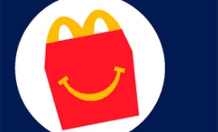McDonalds anuncia una Cajita Feliz más saludable