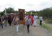 "Recorre ""Panchito""doce comunidades"