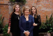 Nona Berrones Ayala festejó con alegría su cumpleaños
