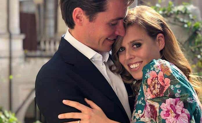 Princesa Beatriz y Edoardo Mapelli se casarán en el 2020