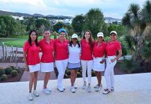 Expertas jugadoras en el Torneo de Golf de la Zona Centro