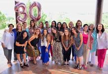 Pili Acosta Leos recibe agradables sorpresas en su cumpleaños