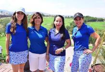 Premian a jugadoras del Torneo de Golf Zona Centro