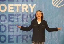 Alumnas del Colegio del Bosque participan en concurso de poesía