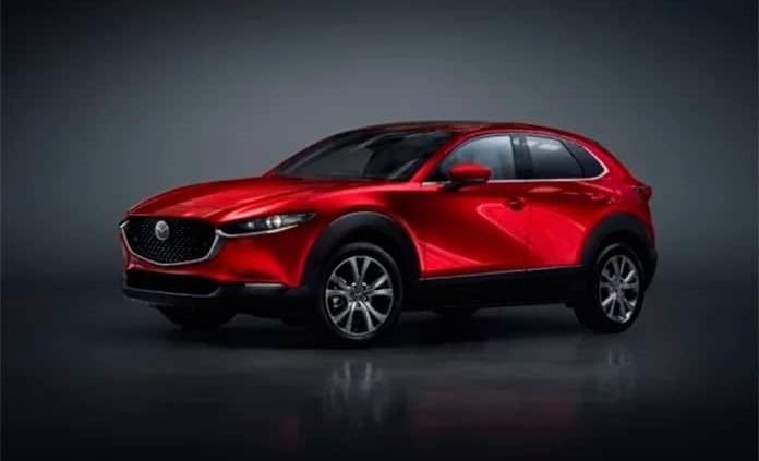 Mazda inicia producción de la camioneta CX-30 en México