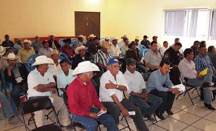 Campesinos piden programa de empleo temporal por sequía
