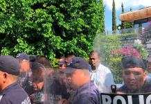 DH sigue de oficio agresión a periodista