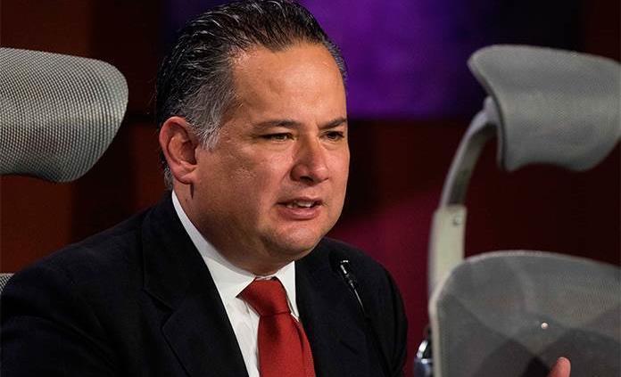 El apoyo a ultranza de la Alianza Federalista a Cabeza de Vaca es patético: Santiago Nieto