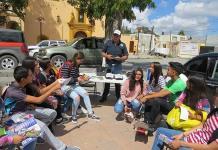Ofrece Tránsito Municipal pláticas sobre vialidad