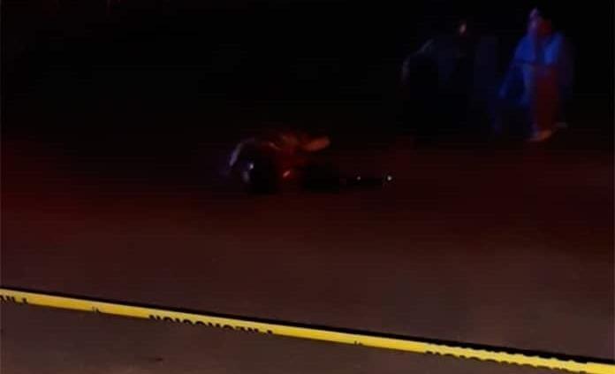 Conductor de camioneta atropella y mata a un hombre