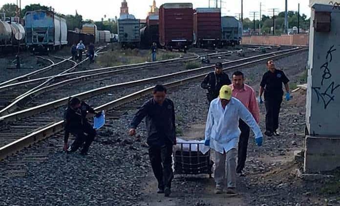 Fallece migrante hondureño en patios del tren