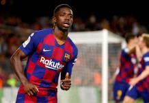 Dembelé es suspendido dos partidos y se perderá el clásico español