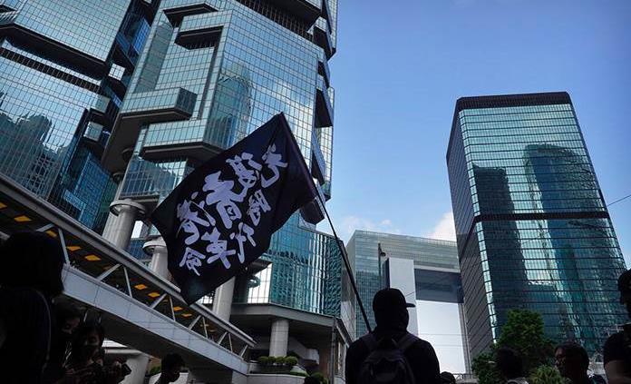 Tensa calma en Hong Kong cuando se cumple el cuarto mes de protestas