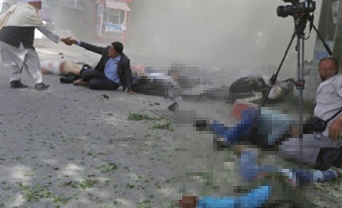 Estados Unidos, responsable de muerte de 30 civiles afganos en Farah, concluye ONU