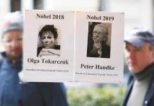 Premio Nobel de literatura no se libra de la controversia