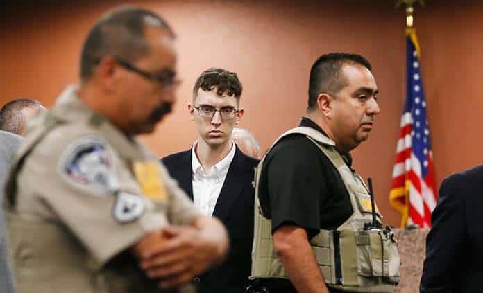 Presunto autor de masacre en Texas se declara inocente