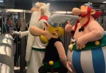 La quema de Astérix y Tintín reabre el debate sobre el racismo en la cultura