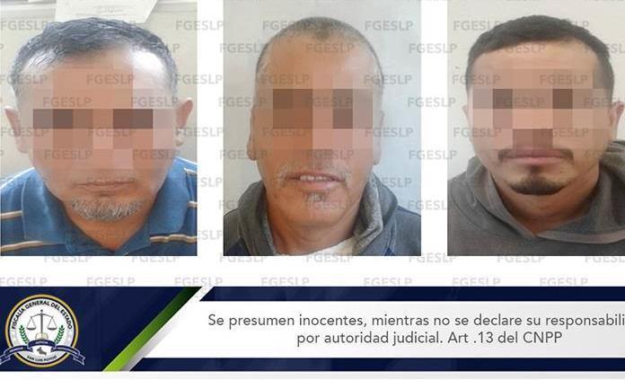 Capturan a tres por homicidio en Guanajuato