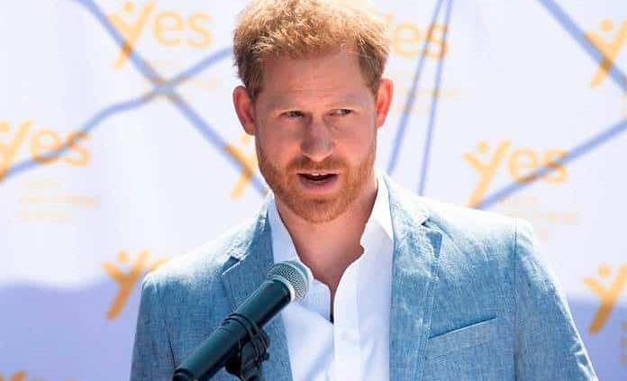 El príncipe Harry cumple 36 años