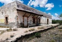 Ceden estación del ferrocarril a alcaldía de Cedral