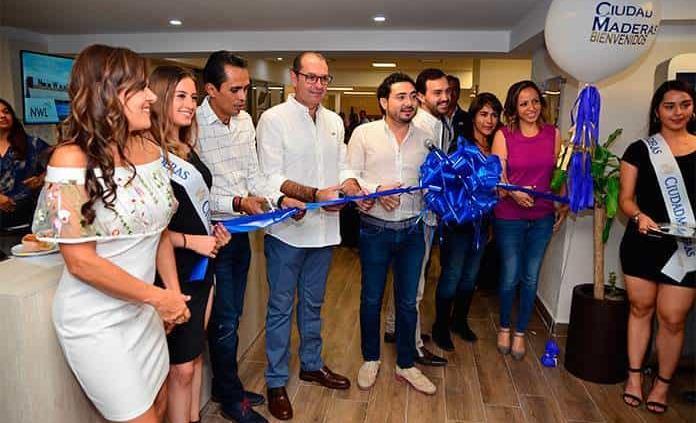 Ciudad Maderas inaugura nuevas oficinas