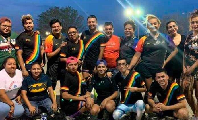 Discriminan a equipo gay