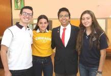 Integran nueva Sociedad de Alumnos de Prepa en el Instituto Potosino