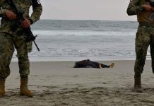 Migrante ahogado en naufragio de Chiapas venía de Camerún