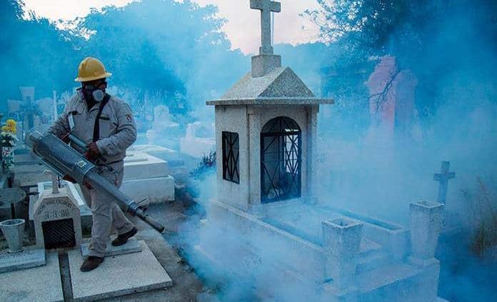 Repuntan casos de dengue en Jalisco