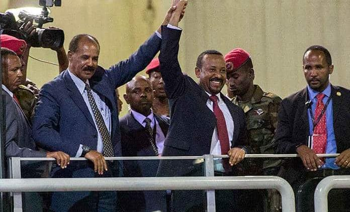 El Nobel de la Paz a premier etíope