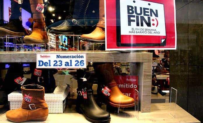 """Esperan repunte de ventas del 4% en el """"Buen Fin"""""""